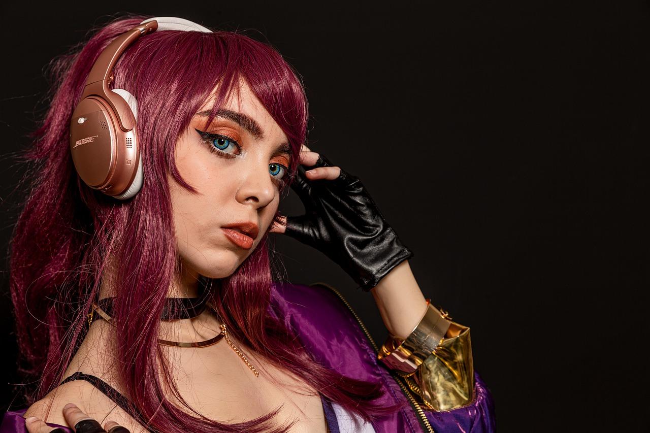 Cosplay Girl Anime Cute Cosplayer  - tugrulkurnaz / Pixabay
