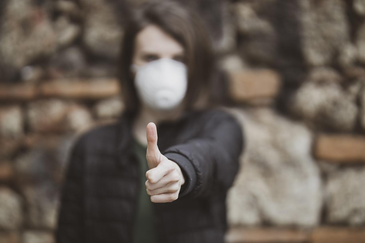 Mask Coronavirus Quarantine Virus  - Engin_Akyurt / Pixabay